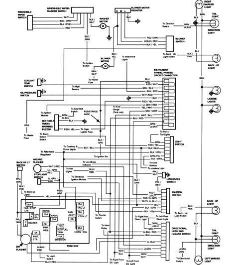 Ford Wiring Tail Light Diagram Best