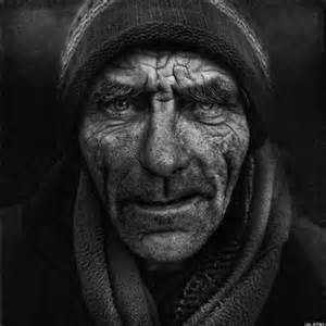 Lee Jeffries' Portraits Of Homeless Men And Women Are ...