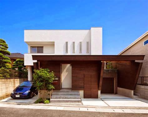 desain rumah minimalis modern jepang terbaru rumah