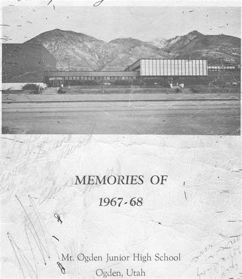 Mt Ogden Junior High School