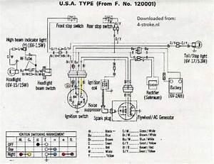 1968 Honda Ct90 Wiring Diagram