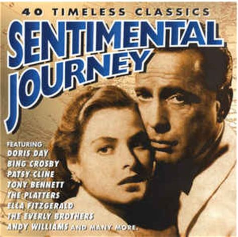 sentimental journey cd compilation discogs
