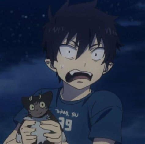 blue exorcist anime aesthetic