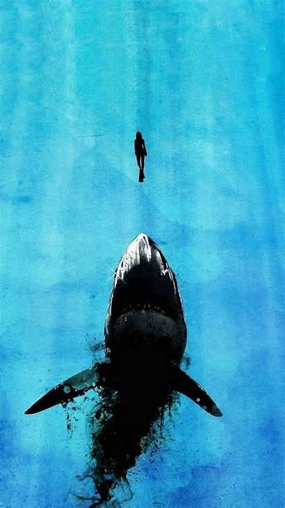 Iphone Artsy Hai Shark