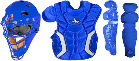 star ckps hs adult players series catchers gear set
