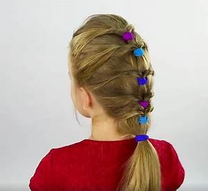 Coiffure Petite Fille Facile : 3 id es coiffures pour votre petite fille ~ Dallasstarsshop.com Idées de Décoration