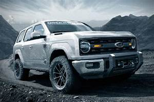 2019 Ford Bronco 4 Door - Car Review 2020 : Car Review 2020
