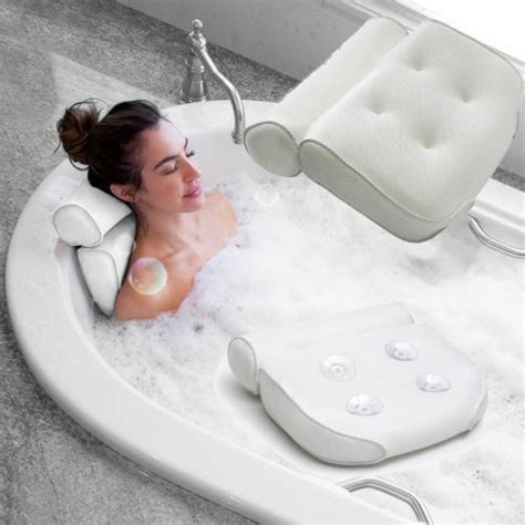 Foam In My Tub by High Quality Bath Tub Spa Pillow Cushion Neck Back Support