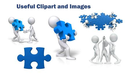 animated clip art teamwork cliparts
