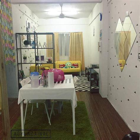 Dekorasi Menarik Gaya Ikea Di Rumah Flat Dengan Bajet