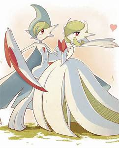 Mega Gardevoir and Mega Gallade Mega Dancing | GEEK ...