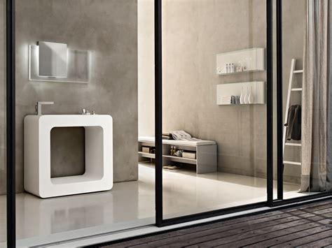 Design Bathrooms by Ultra Modern Italian Bathroom Design