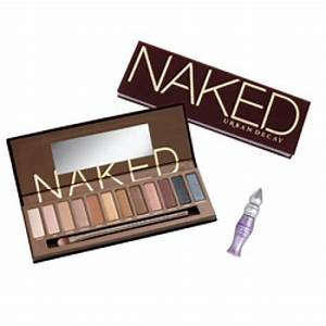 Urban Decay The Naked Palette - FREE Delivery