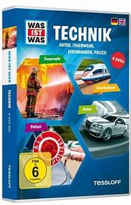 Was Ist Was Dvd Feuerwehr : was ist was 4er dvd box technik tessloff online shop ~ Kayakingforconservation.com Haus und Dekorationen