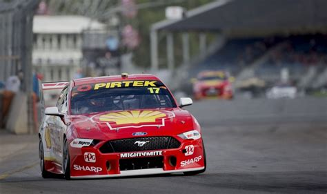 aussie supercars ford mustang it came it saw and now it has conquered race tech magazine