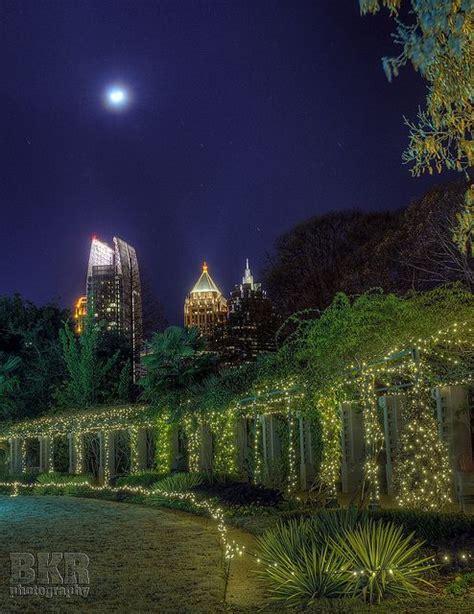 Botanical Gardens Atlanta Georgia
