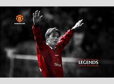 David BeckhamRed LegendsManchester United wallpaper