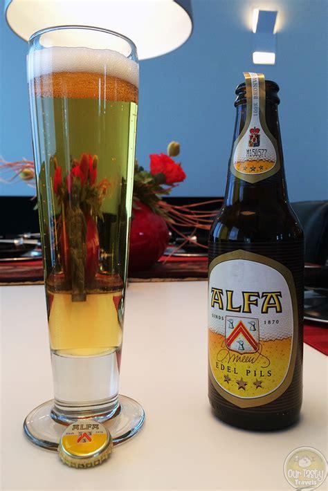 Edel Pils by Alfa Bierbrouwerij B.V. #OTTBeerDiary Day 146