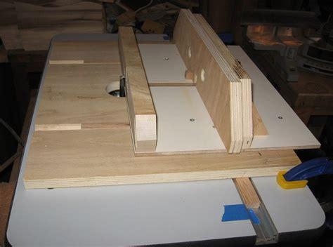 router table box joint jig  bvdon  lumberjockscom