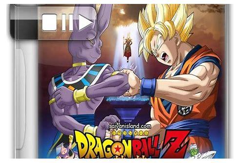 baixar filme dragon ball z batalha dos deuses