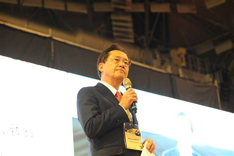 President Masu attends NTU Taiwan's 90th Anniversary ...