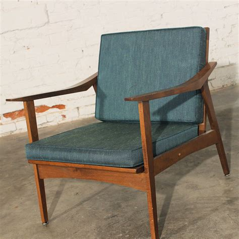 sold vintage mid century modern chair made in