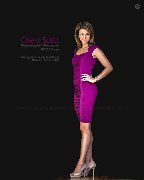 cheryl scott meteorologist tv personality andy