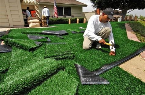 top  mistakes diy artificial turf installers