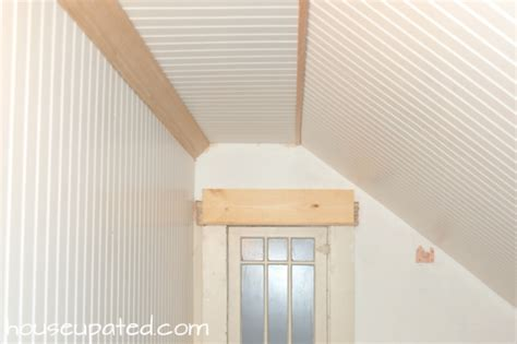 How To Install Beadboard On Walls : Beadboard Ceilings And Walls