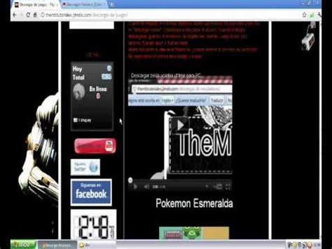 descargar de la tableta esmeralda pokemon gba