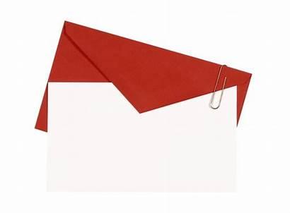 Envelop Carta Invito Busta Sobre Rossa Umschlag