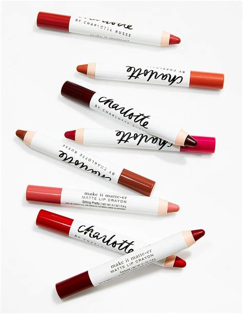 Budgetfriendly Beauty Brands  Charlotte By Charlotte Russe