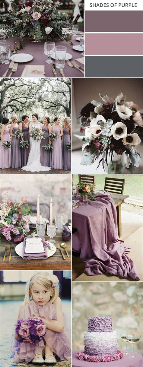 top  gorgeous fall wedding color palettes