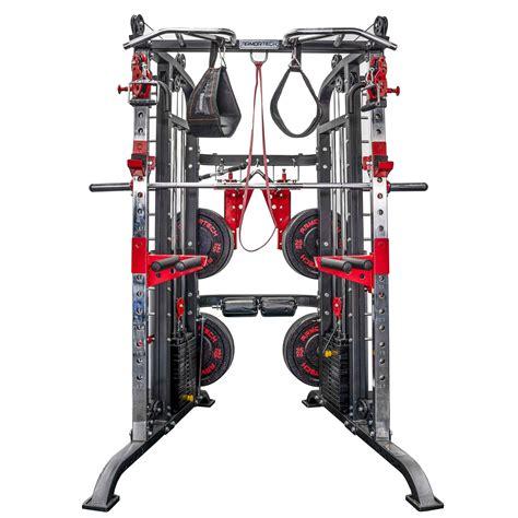 functional trainer f70 multi armortech machine smith rack power ultimate bench squat press heavy flexequipment