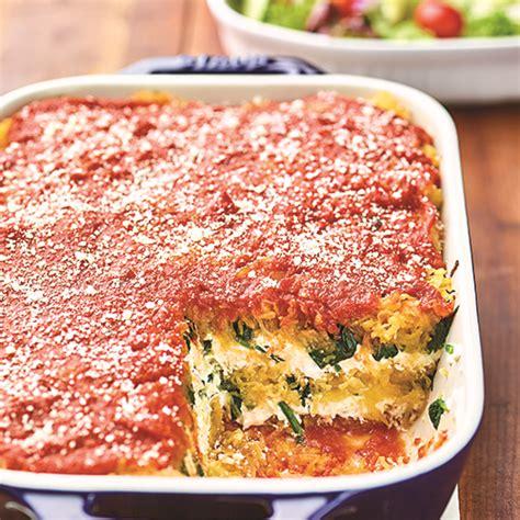Spaghetti Squash Lasagna Wegmans