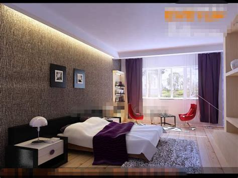 chambre violette frais et mode chambre violette 3d model free 3d