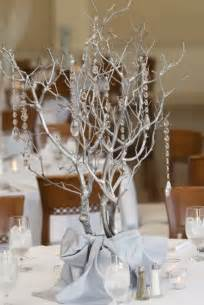 table centerpieces for wedding and winter themed wedding table designs