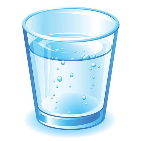 Water Clip Glass Of Water Clip Free Clipart