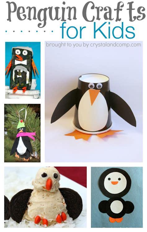 penguin preschool theme p is for penguin craft 619