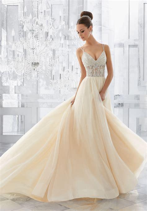 misty wedding dress style 5565 morilee