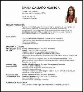 Curriculum Vitae Resumen Personal