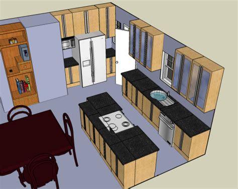 kitchen design layout haccom
