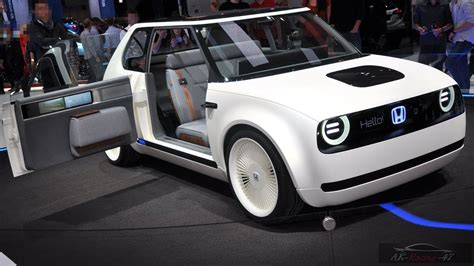 Maybe you would like to learn more about one of these? 2020 Honda Urban EV Concept | Interior Exterior | Elektro ...