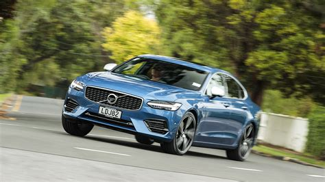 Volvo S90 T8 by Volvo S90 T8 R Design Review Roadtest