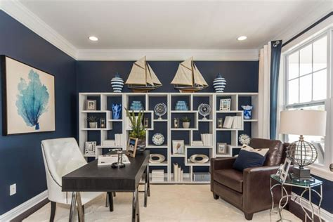 blue home office designs decorating ideas design