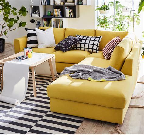 canape modulable ikea yellow sofa ikea knopparp ikea 2 seater yellow with