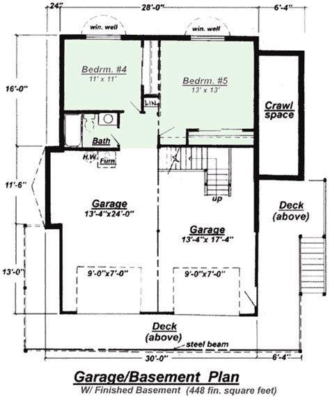 small house floor plans with basement ranch with finished basement house plans home design and