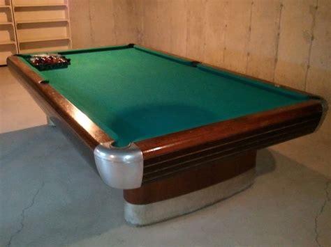 brunswick balke collender pool table billiards forum 1945 brunswick balke collender
