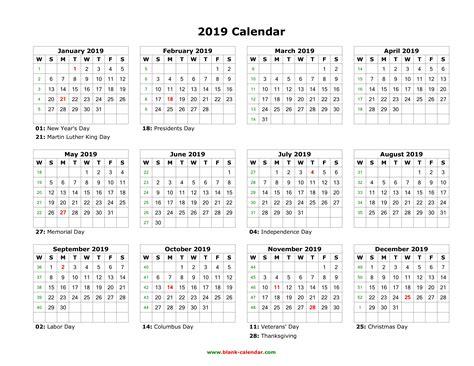 template calendar  indesign  printable calendar