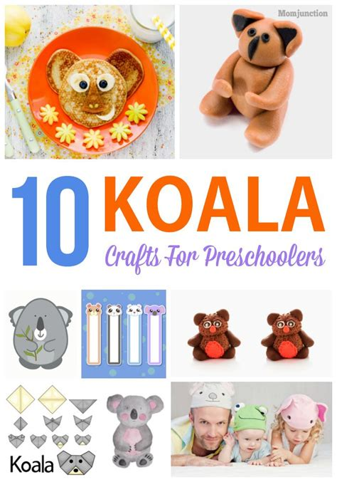 25 unique koala craft ideas on koala 265 | 90d6adde9068f50852042987778ba910 koala craft crafts for preschoolers
